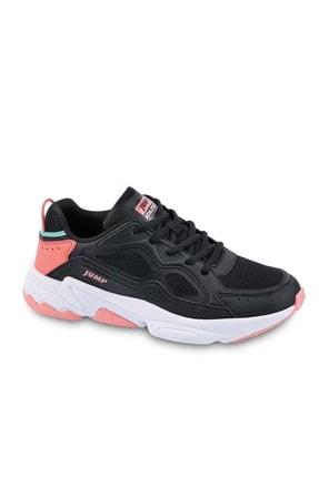 Jump Comfort Taban Kadın Spor Ayakkabı 24711* - Siyah - 37