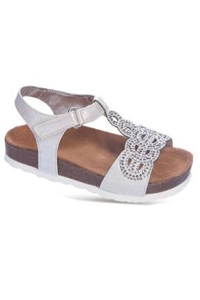 Sanbe 503n7105 Suni Deri Sandalet