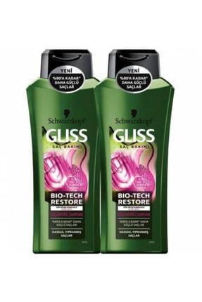 Gliss Bio-tech Güçlendirici Şampuan 525 Ml Şampuan