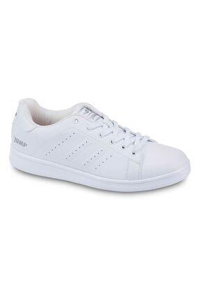 Jump Kadın Beyaz Spor Ayakkabı