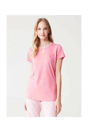 Mod Collection 3260 Kısa Kol Pamuklu Bayan Pijama Takım