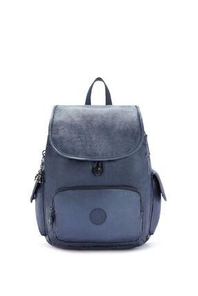 Kipling Unisex Mavi City Pack S Basic Plus Sırt Çantası K15641