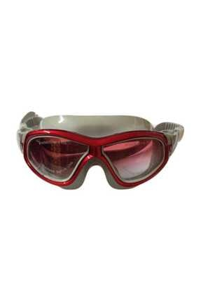 Selex Sg 4000 Yüzücü Gözlüğü Red-clear Silikon & Antifog