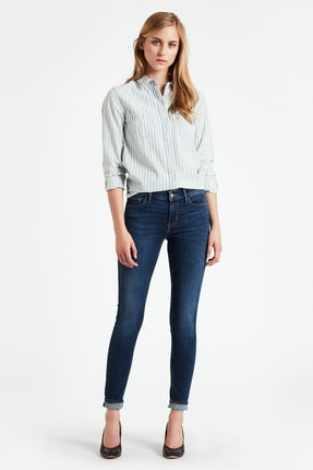 Levi's Kadın Jean Innovation Super Skinny 17780-0052