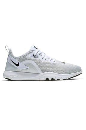 Nike Unisex Beyaz Spor Ayakkabı Flex Tr 9 Aq7491-100