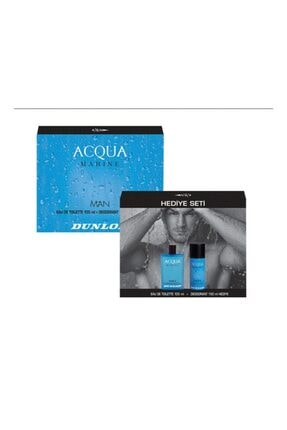 Dunlop Acqua Marine Edt+deo Set
