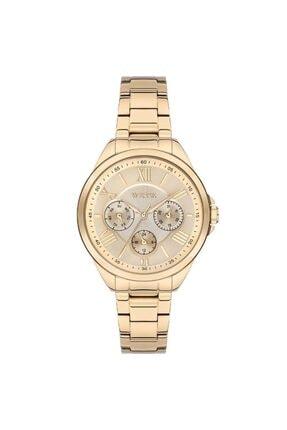 Wesse Kadın Altın Kol Saati Wwl108004