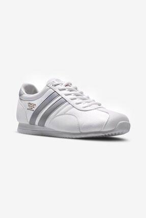 Lescon Çakır Shoes Campus-2 Sneakers Beyaz Unisex Ayakkabı
