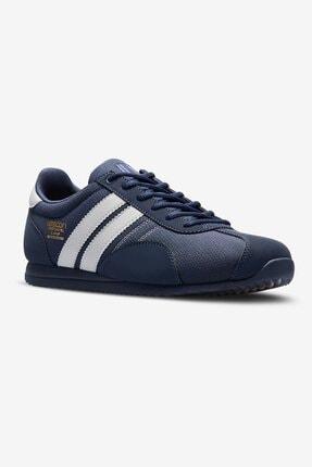 Lescon Çakır Shoes Campus-2 Sneakers Lacivert Unisex Ayakkabı