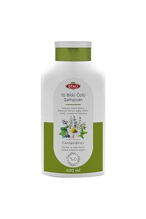 Otacı Bitki Özlü Canlandırıcı Şampuan 400ml