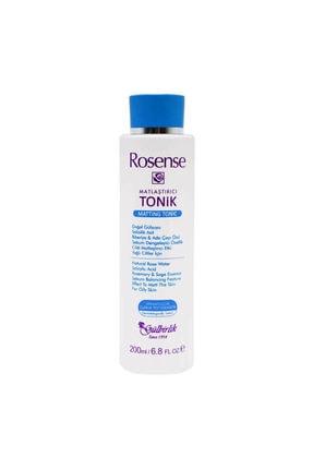 Rosense Matlaştırıcı Tonik 200 ml