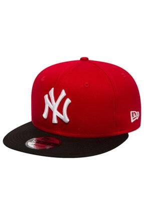 New Era Unisex Kırmızı Şapka  Yankees 10879530
