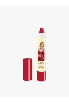 The Pink Ellys Mat Crayon Ruj Cherry 8692187760055