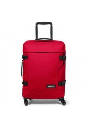 Eastpak Trans4 Unisex Kırmızı Valiz Ek00080l84z1