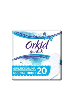 Orkid Günlük Essentials 20li