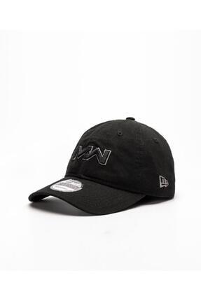 New Era Unısex Siyah Şapka