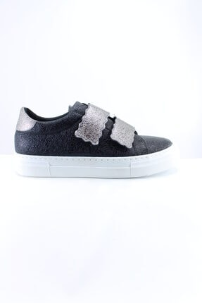İnci Kadın Deri Sneaker