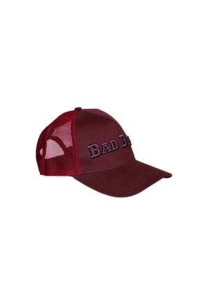 BAD BEAR Unisex Bordo Şapka 19.02.42.007