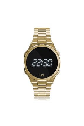 UpWatch Unisex Gold Dijital Kol Saati