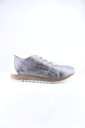 İnci Kadın  Deri  Yürüyüş Ayakkabısı
