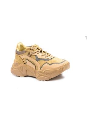 Dexter Kadın Bej Sneaker Pm-252-k223-016