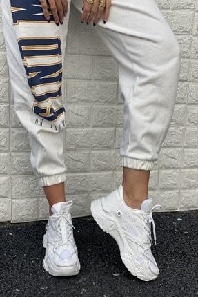 İnan Ayakkabı Kadın Beyaz Sneakers
