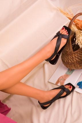 SOHO Siyah Kadın Sandalet 16190