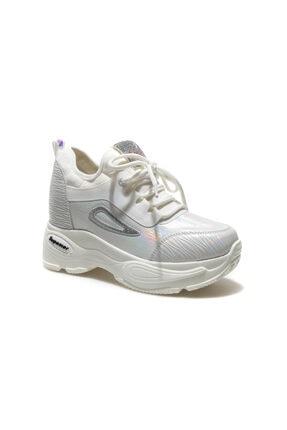 Kriste Bell Kadın Beyaz Sneaker 1KBEW2020039