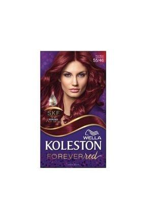 Koleston Wella Kit Boya 55-46 Kızıl Büyü