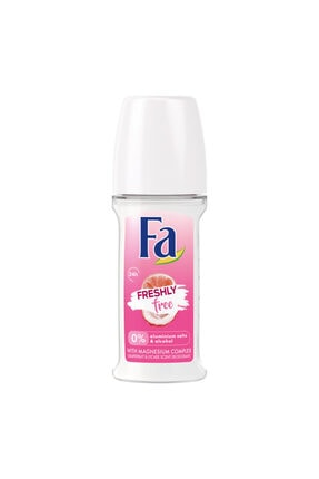 Fa Freshly Grapefruıt&lychee Roll-on 50 Ml