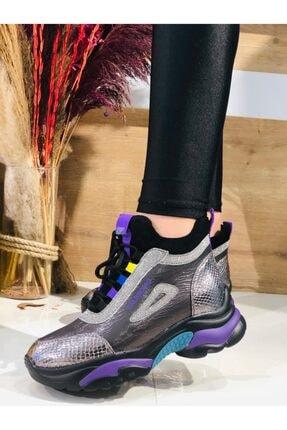 Guja Kadın Gri Sneaker