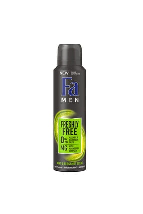 Fa Men Mint Ve Bergamot Deodorant 150 Ml