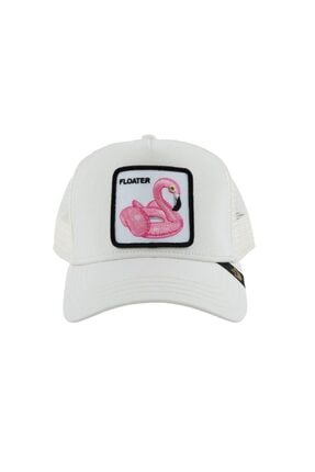 Goorin Bros Kadın Beyaz Floater Şapka