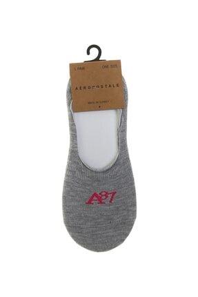Aeropostale Kadın Gri Çorap