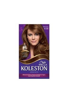 Koleston Elegant Kahve (6.35) Set Saç Boyası