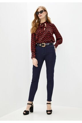 Moschino Moschino-women -trousers Denım-w Q 436 82