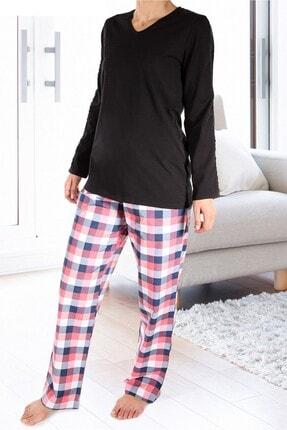 Miorre Kadın Siyah Pijama Takımı