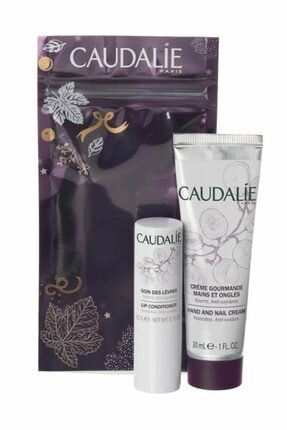Caudalie El Ve Dudak Bakım Seti - Winter Duo Set 3522930023470