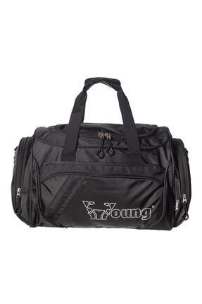 YOUNG Yg40159 Siyah Unısex Sırt Çantası