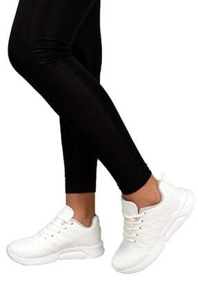 Derigo Beyaz-beyaz Kadın Spor Ayakkabı 702225