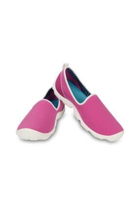 Crocs Duet Busy Day Skımmer Vıb Mor Kadın Sneaker Ayakkabı