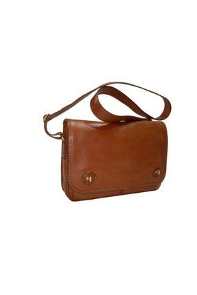 GÖN Handmade Deri Postacı Çanta