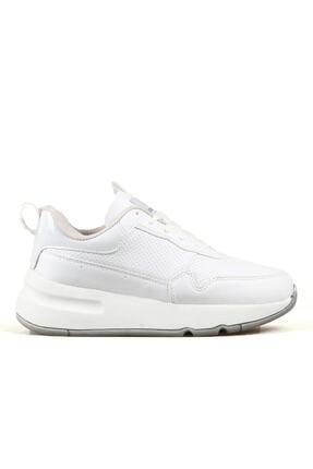 Hammer Jack Beyaz Bayan Ayakkabı 381 2246-z