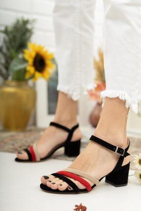 Muggo Kadın Topuklu Ayakkabı