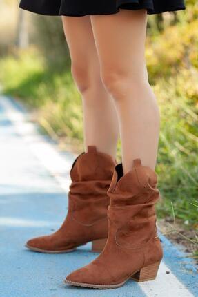 Muggo Ilkn02 Kadın Çizme