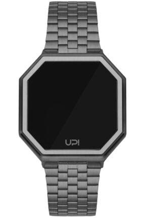 UpWatch Upwatch Edge Gun Metal Unisex Kol Saati
