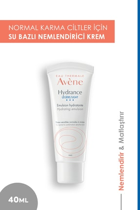 Avène Hydrance Legere Emulsion Hydratante 40ml