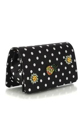 POLETTO Kadın Siyah Çanta Cnt 700 R5543