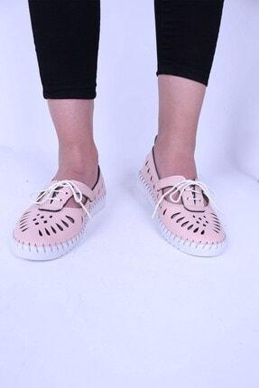 Derigo Pudra Kadın Casuel Ayakkabı 45116