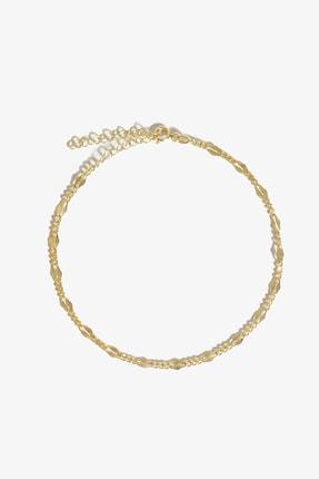 Lapidore Zincir Model Gold Halhal
